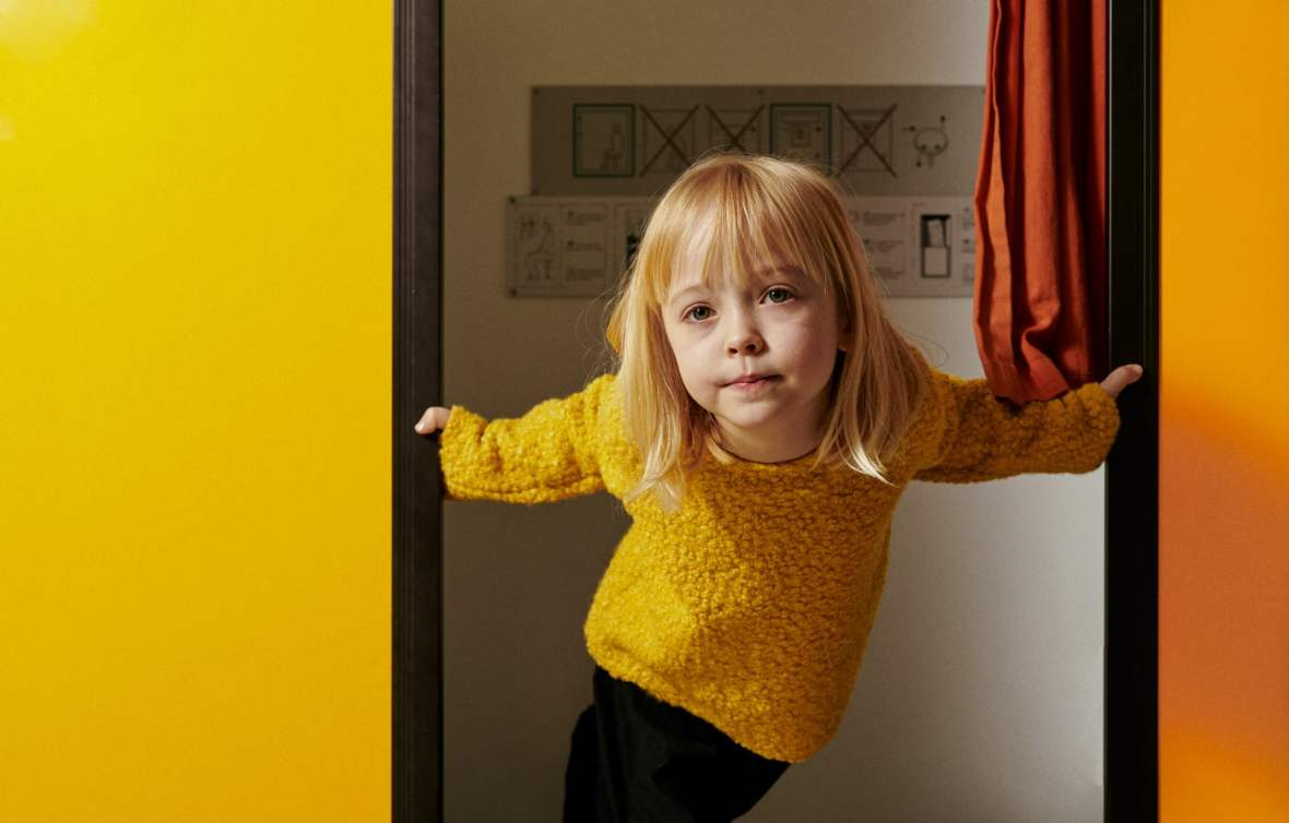 Es'Given mini by Simona Mazzei, kids lookbook Campaign Fall Winter 2019/20. Riccardo Polcaro, fotografo moda bambino.