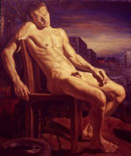 tableau art contemporain