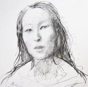 dessin de femme