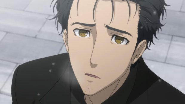 Image result for steins gate 0 anime