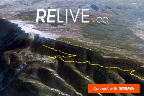 Recensione dell'app mobile Relive