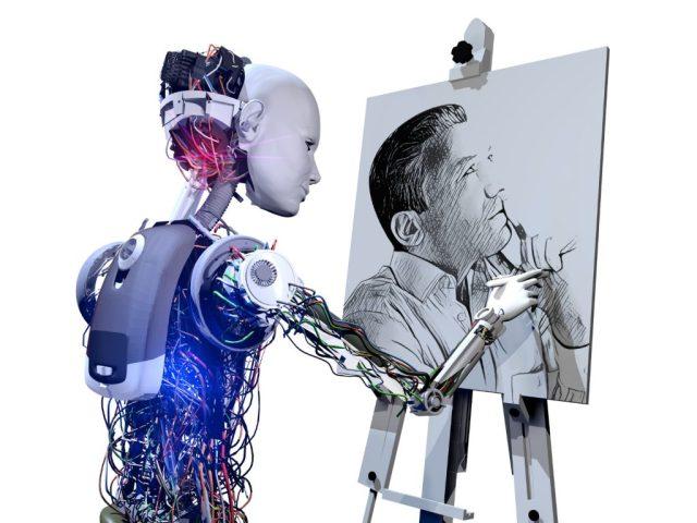 Intelligenza artificiale e Arte, la tecnologia al servizio della creatività
