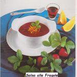 Ricetta di Cucina Salse alle Fragole