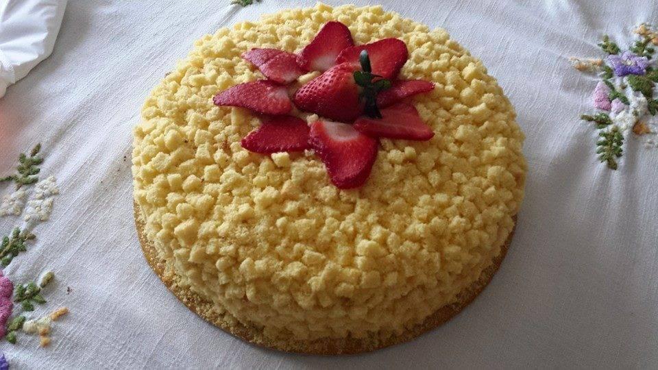 low priced ef74a 6ecd9 Torta Mimosa, ricetta di un dolce tutto femminile ...