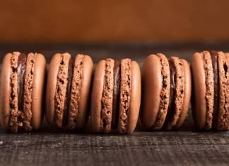 Macarons alla Nutella