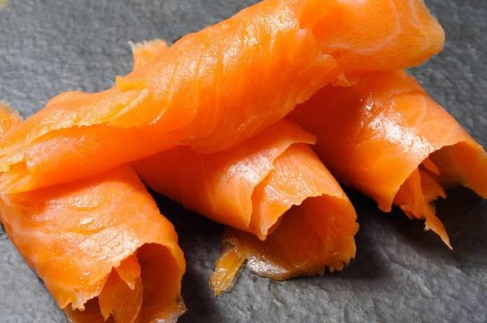 Insalata di Finocchi e Salmone