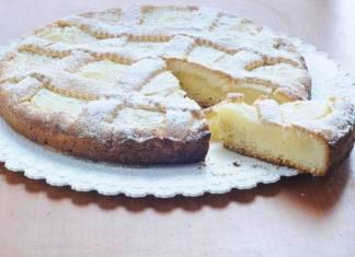 torta al limone e mandorle