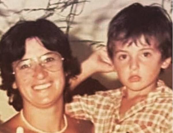 Antonino Cannavacciuolo con la sua mamma - Instagram Ufficiale