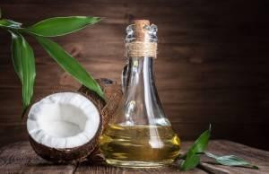 olio di cocco dannoso