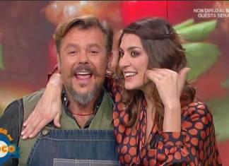 Elisa Isoardi e Andrea Lo Cicero - Twitter Ufficiale