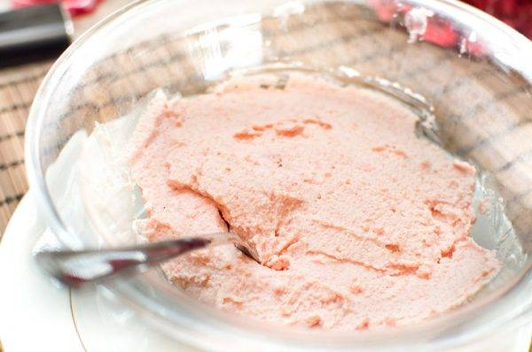 mousse alla mortadella