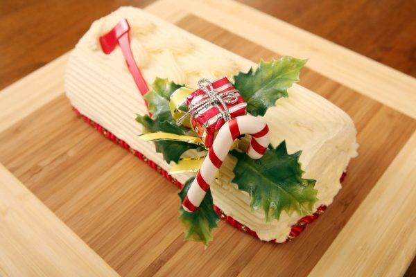 Tronchetto Di Natale Originale.Tronchetto Di Natale Salato Una Gradevole Sorpresa