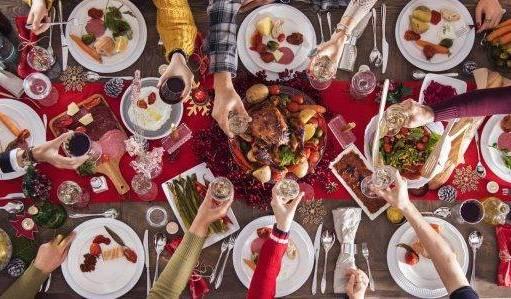 Dieci contorni alternativi per il pranzo di Natale