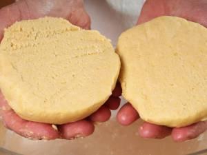 Pasta frolla senza burro con olio