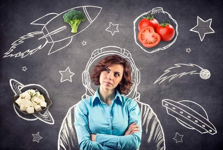 Diete Veloci 10 Kg In 2 Settimane : Dieta dell astronauta per sentirsi alle stelle con kg in due