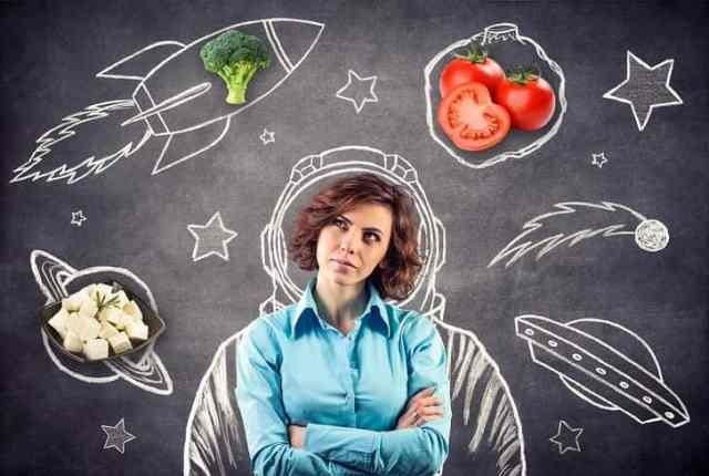 Dieta dell'Astronauta
