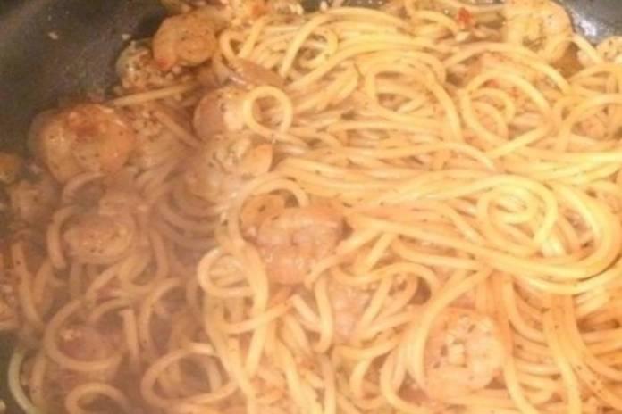 Spaghetti alla Birra