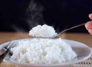 dieta del riso di Nicola Sorrentino