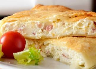 Cibi estivi rustici pizze torte salate