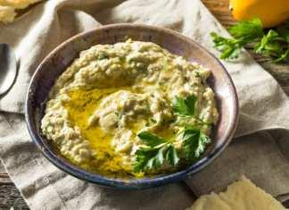 Salsa di melanzane alla menta piccante - ricettasprint.it