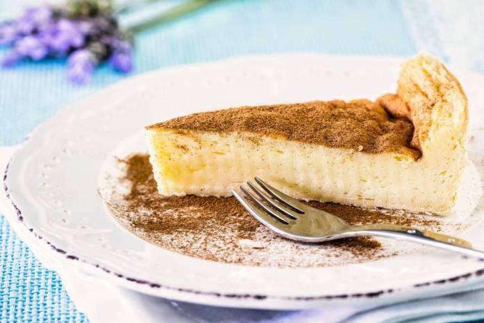 Crostata al Latte, la giusta alternativa tra Frutta e Cioccolato - Ricettasprint.it