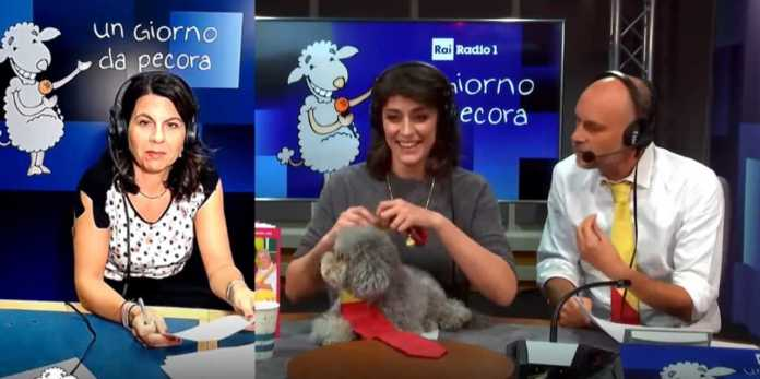 Elisa Isoardi | Un giorno da pecora - ricettasprint