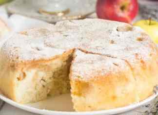 Pan di mele dolce