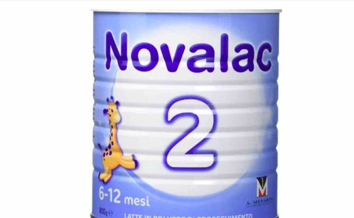 latte per neonati