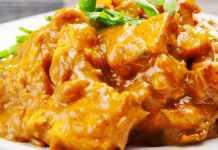 Bocconcini di pollo con la salsa al curry ricettasprint