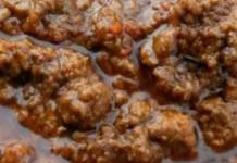 Sugo di Carne Toscano