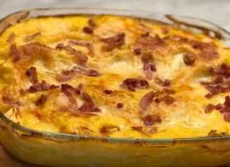 Lasagne con besciamella di zucca di Benedetta Parodi - ricettasprint
