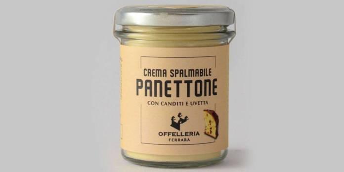 Crema Spalmabile al Panettone