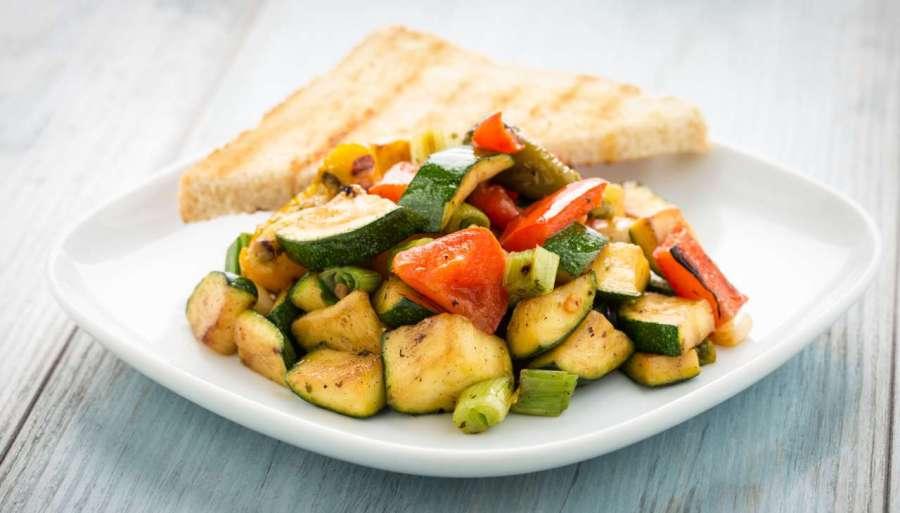 Finger food di verdura