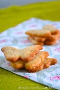 Biscotti di pasta frolla bimby 4