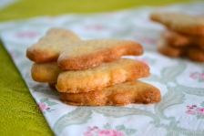 Biscotti di pasta frolla bimby