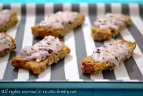 Crostini con crema di radicchio bimby 3
