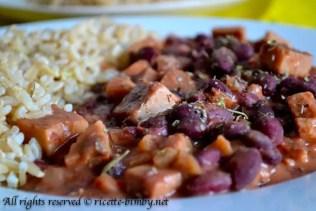 Feijoada vegetariana bimby 5