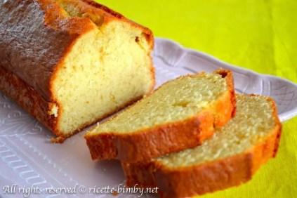 Plumcake alla marmellata bimby