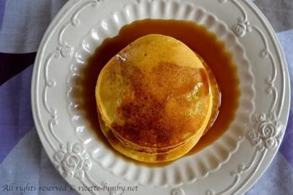 Pancakes senza glutine bimby 1