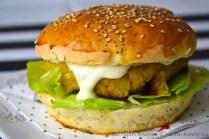 Burger di ceci bimby 3