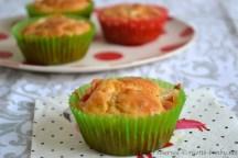 Muffin ai peperoni bimby