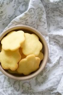 Biscotti salati al parmigiano bimby