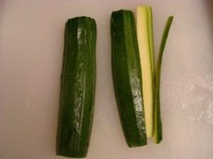 zucchine cubetti