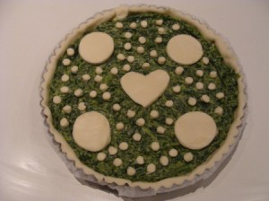 torta salata spinaci ricotta