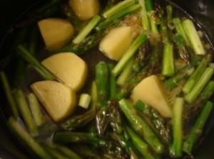 crema asparagi