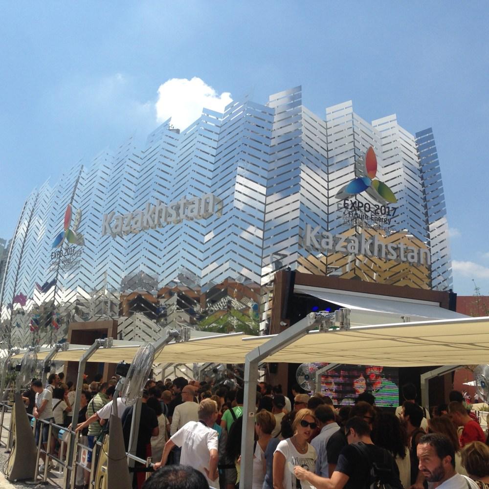 Expo Kazakistan