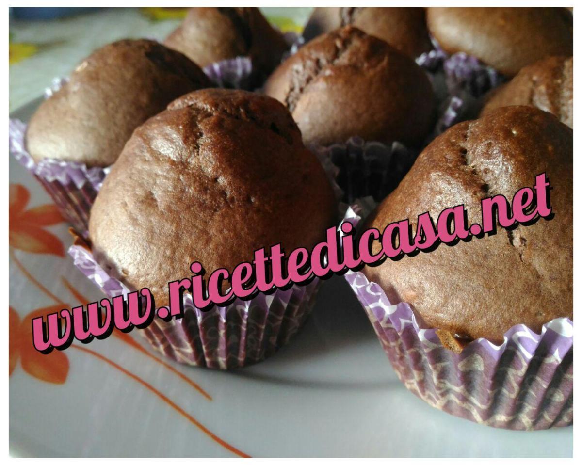 Muffin Cacao e Cannella Senza Uova
