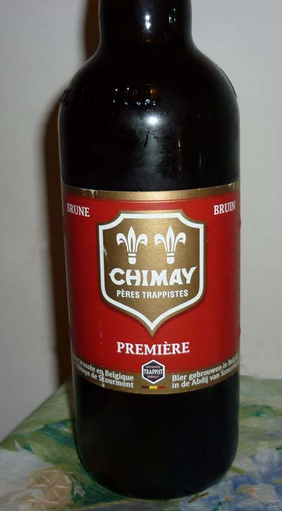 chimay rossa premiere