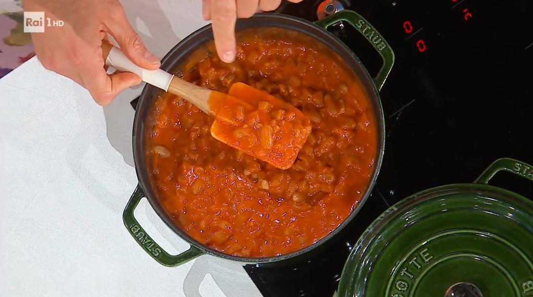 zuppa di cannellini e finocchi di Marco Bianchi
