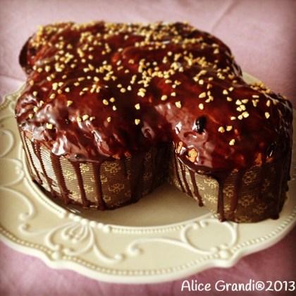 colomba pasquale vegan cioccolato chocolate easter cake